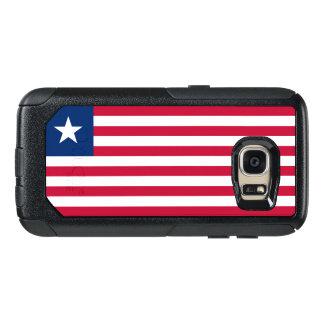 Flag of Liberia Samsung OtterBox Case