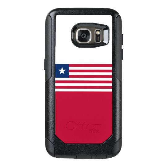 Flag of Liberia Samsung OtterBox Case