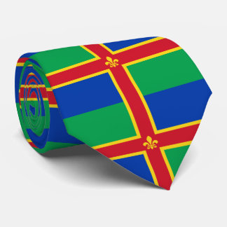Flag of Lincolnshire Tie