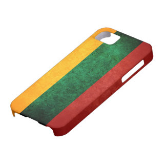 Flag of Lithuania iPhone 5 Cover