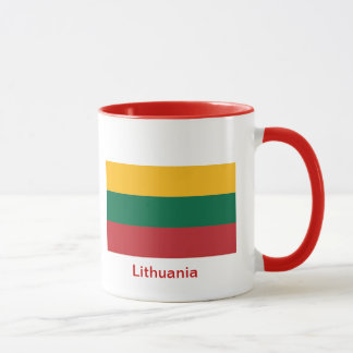 Flag of Lithuania Mug