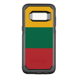 Flag of Lithuania Samsung OtterBox Case