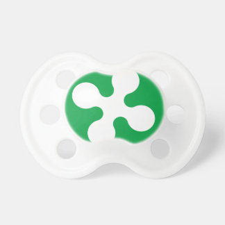 Flag_of_Lombardy. Baby Pacifier