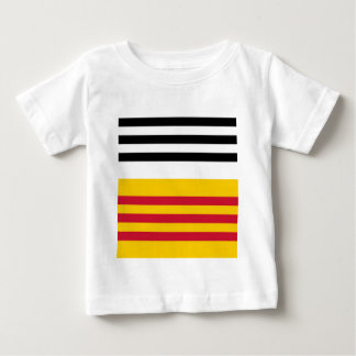 Flag of Loon op Zand Baby T-Shirt