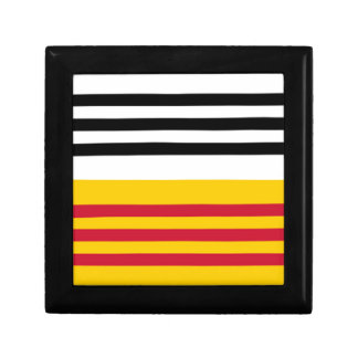 Flag of Loon op Zand Gift Box