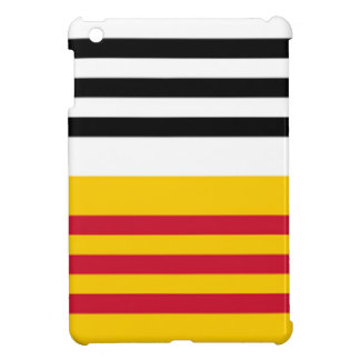 Flag of Loon op Zand iPad Mini Case