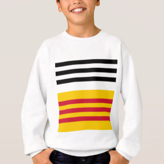 Flag of Loon op Zand Sweatshirt