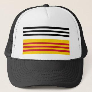 Flag of Loon op Zand Trucker Hat
