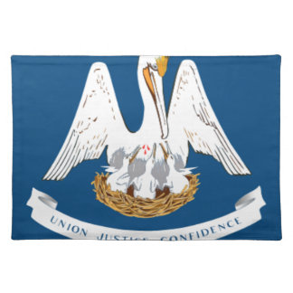 Flag Of Louisiana Placemat