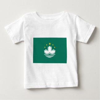 Flag of Macau Baby T-Shirt