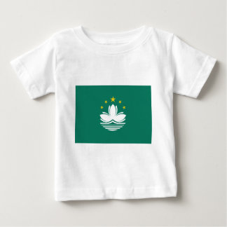 Flag of Macau Baby T-Shirt