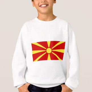 Flag_of_Macedonia Sweatshirt
