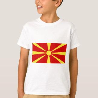 Flag of Macedonia T-Shirt