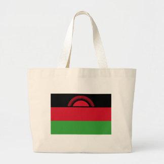 Flag_of_Malawi Large Tote Bag
