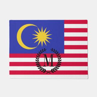 Flag of Malaysia Doormat