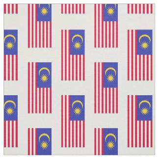 Flag of Malaysia Fabric