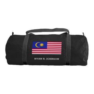 Flag of Malaysia Gym Bag