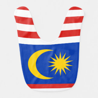 Flag of Malaysia Jalur Gemilang Bib
