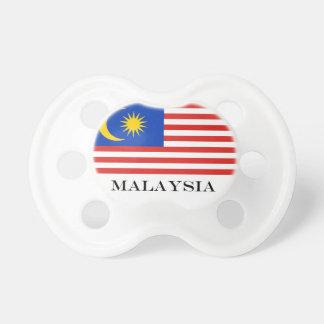 Flag of Malaysia Jalur Gemilang Pacifier