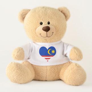 Flag of Malaysia Jalur Gemilang Teddy Bear