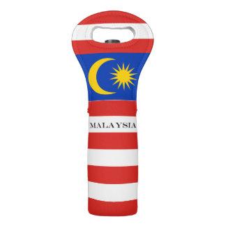Flag of Malaysia Jalur Gemilang Wine Bag