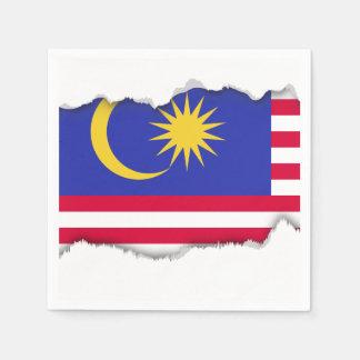 Flag of Malaysia Napkin