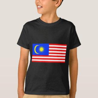 Flag of Malaysia T-Shirt