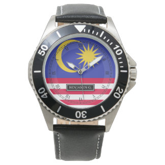 Flag of Malaysia Watch
