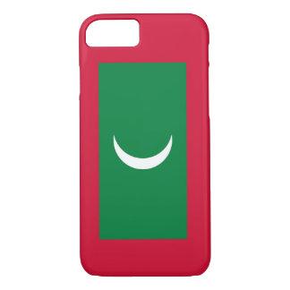 Flag of Maldives iPhone 7 Case
