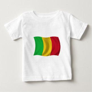 Flag of Mali Baby T-Shirt