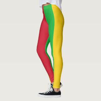 Flag of Mali Leggings