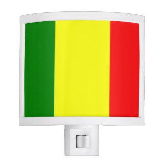 Flag of Mali Night Light