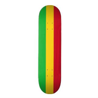 Flag of Mali Skateboard Deck