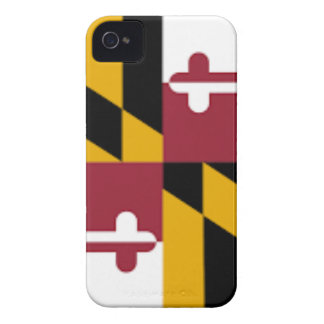Flag Of Maryland iPhone 4 Cover