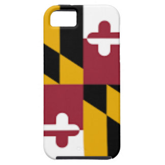 Flag Of Maryland iPhone 5 Cover