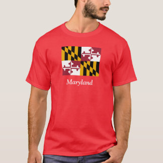 Flag of Maryland T-Shirt