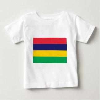 Flag_of_Mauritius Baby T-Shirt