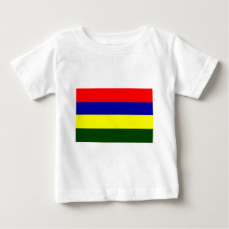 Flag of Mauritius Baby T-Shirt