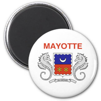 Flag of Mayotte Magnet