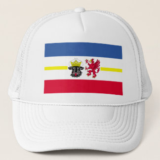 Flag of Mecklenburg-Western Pomerania Trucker Hat