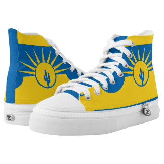 Flag of Mesa, Arizona High Tops
