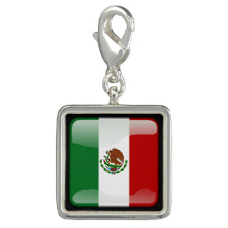 Flag of Mexico Charms