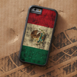 Flag of Mexico Distressed iPhone 6 Case