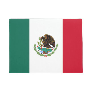 Flag of Mexico Doormat