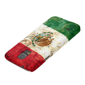 Flag of Mexico Galaxy S5 Cover