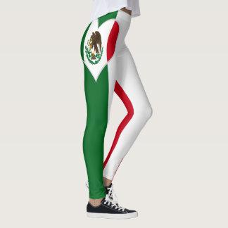 Flag of Mexico Leggings