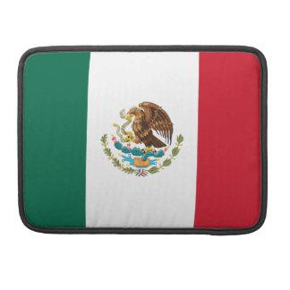 Flag of Mexico Macbook Pro Flap Sleeve MacBook Pro Sleeves