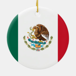 Flag of Mexico Ornament