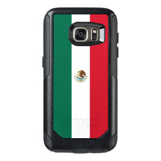 Flag of Mexico Samsung OtterBox Case