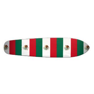 Flag of Mexico Skateboard